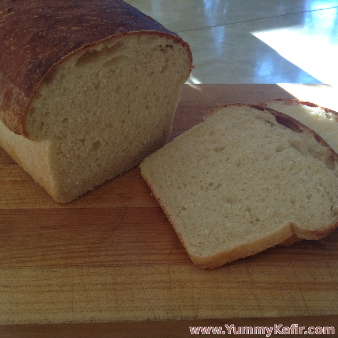 Sourdough-Kefir-Sandwich-Bread